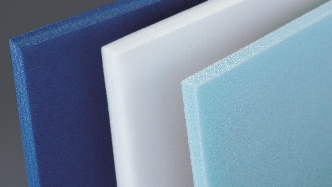 Laminated Polyethylene Plank | Engineered Foam | Pregis