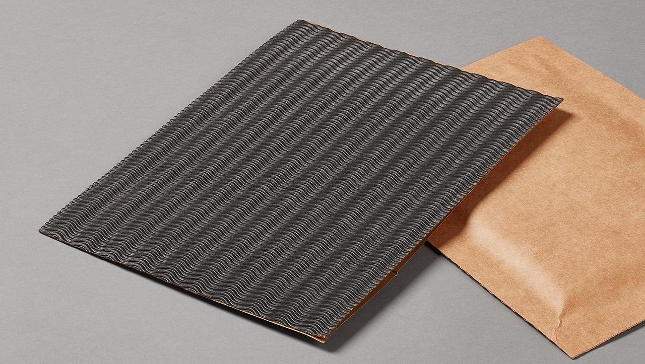 Single Face Corrugated | Rolls, Sheets & Custom Materials